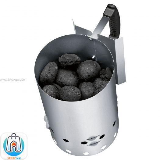 ذغال سرخ کن برقی کیش
