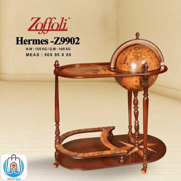 لوتوس میز بار ZOFFOLI سینی دار مدل Z-9902