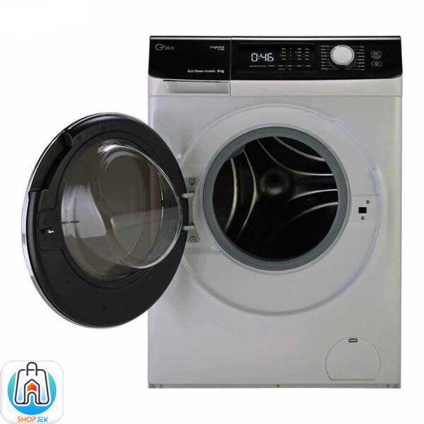 ماشین لباسشویی جی پلاس مدل GWM-K946S ظرفیت 9 کیلوگرم