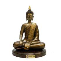 مجسمه گلدن گیفت طرح بودا آرامش کد 440