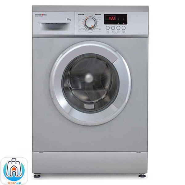 ماشین لباسشویی پاکشوما مدل WFU6408 WT