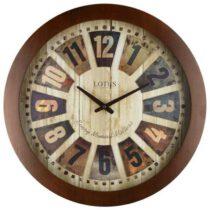 ساعت دیواری لوتوس مدل JAMESTOWN-9818