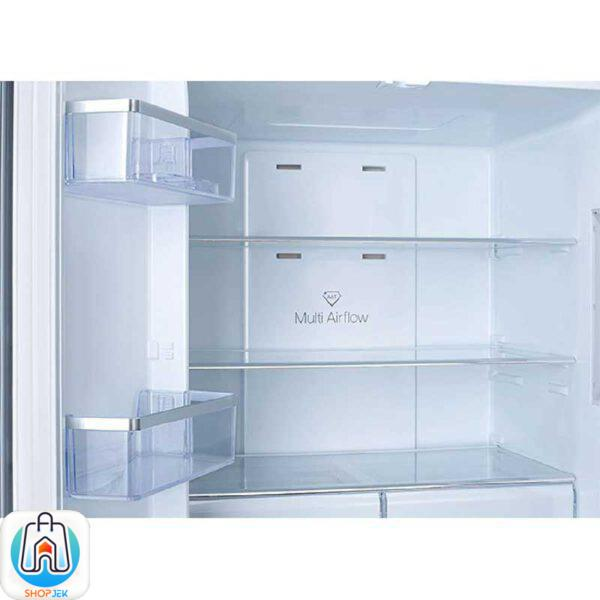 یخچال و فریزر ساید بای ساید ایکس ویژن مدل TF540