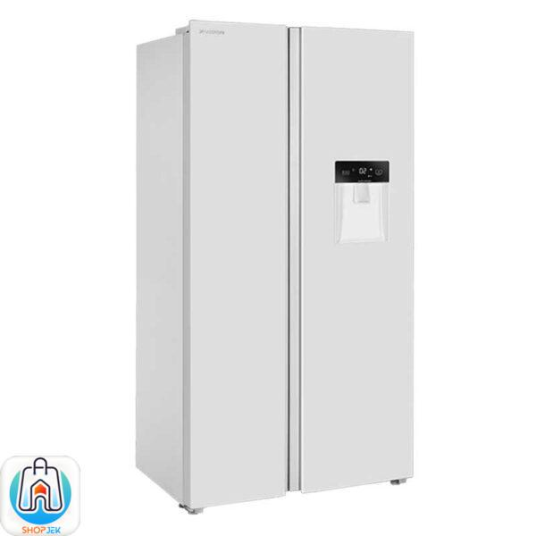 یخچال ساید باید ساید ایکس ویژن مدل TS550
