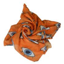 روسری طرح چشم